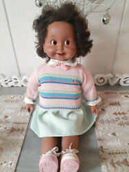 Rare Vintage 1985 Playmates African American Cricket Doll. Very Good Condition