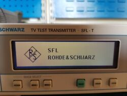 1pc 100 Test Rohde And Schwarz Sfl-t 5m1100mhz Ship Express P5183a Yl
