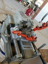 1215 Ridgid Compact Pipe Threading Machineand039and039readand039and0397005353002004001411224.