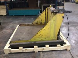 South Worth 2000 Lbs Electric Lift/tilt Table Gaylord Tipper Needs Work 5279taw