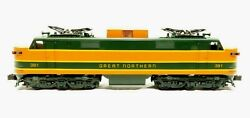 Williams Ep5-103 Great Northern Ep-5 Electric Locomotive W/horn And Bell Nib