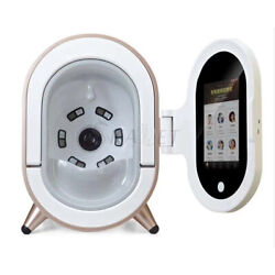 High Quality Led Magic Mirror Automatic Recognition Skin Care Analyzer