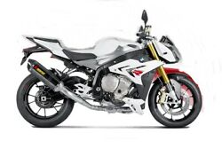 Exhaust Complete System Racing Akrapovic Road Carbon For Bmw S 1000 R 2016