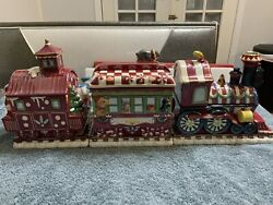 Waterford Holiday Heirlooms Christmas Train