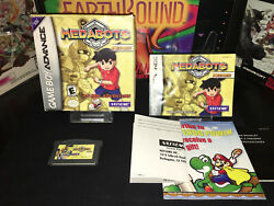 Medabots Metabee Complete In Box With Registration Gba Game Boy Advance