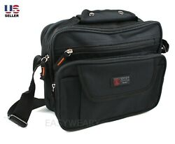 Mens Crossbody Messenger Bag Waterproof Shoulder Carry Business Sport Travel $11.99