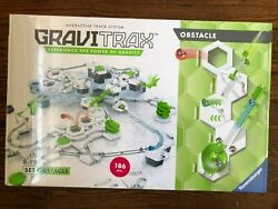 Ravensburger Gravitrax Obstacle Course Set - With Over 150 Elements New 2020