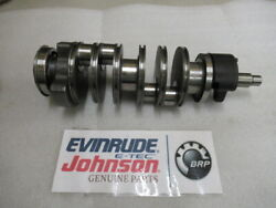 Z1a Evinrude Johnson Omc 0439568 Crankshaft And Bearing Oem New Factory Boat Parts