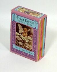 Flower Fairies Miniature Library By Cicely Mary Barker - Hardcover Excellent
