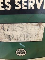 Cities Service One Gallon Can