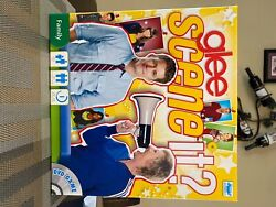 Glee Scene It Brand New Board Game With Dvd Included. Family Friendly Game Andnbsp