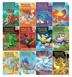 Scholastic Branches Dragon Masters Childrens Series By Tracey West Book Set 1-12