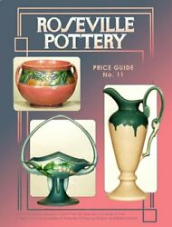 Roseville Pottery Price Guide No. 11 Collector's By Collectors Books Excellent