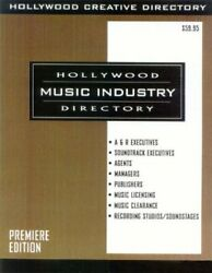 Hollywood Music Industry Directory, Premier Edition By Edited By Staff Of Vg