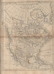 School Atlas To Cummingand039s Ancient And Modern Geography - 6 Maps Circa 1813-1821