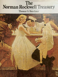 The Norman Rockwell Treasury By Thomas S. Buechner Hardcover, 1993