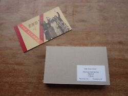 Sealed Pack Of 10 - Royal Mail 2020 End Of The War Prestige Stamp Booklet Dy34