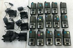 15 Industrial Scientific Ibrid Mx6 Multi Gas Detectors With 6 Chargers