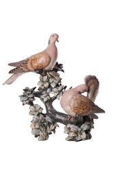Rare Porcelain Figurine Limited Edition 96 Out Of 750 Lladro Turtle Doves Signed
