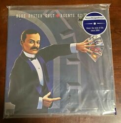 Blue Oyster Cult Agents Of Fortune Sealed Rare