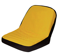 Seat Cover Medium Lp92324 Fits John Deere Mower And Gator Seats Up To 15 High