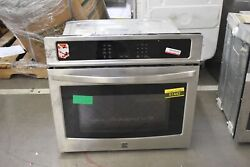 Kenmore 79049423311 30 Stainless Single Wall Oven Nob 51442
