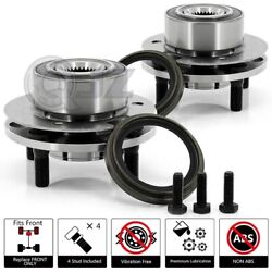 [frontqty.2] New Wheel Hub Replacement For 1983 Dodge 600 Non-abs Fwd-model
