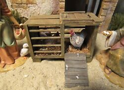 Chicken Coop Can Be Used With Fontanini