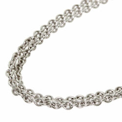 Chopard  Necklace Chain 2 Series K18 White Gold