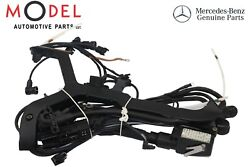 Mercedes-benz Genuine Engine Wiring Cable Harness 2025403832 W202 C220 Original