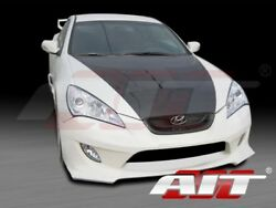 Fits 2010-2012 Hyundai Genesis 2dr Coupe Fx Style Full Body Kit By Ait Racing