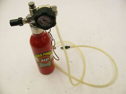 New - Out Of Box Mega Power Fisc865 Fisc Fuel Injection System Cleaning Canister