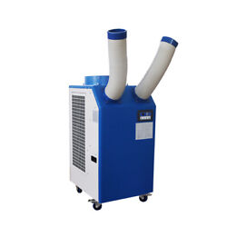 220v 2t Industrial Portable Spot Cooler Air Conditioner 2 Pipe Air Conditioner