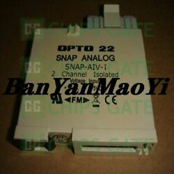 Fedex Dhl Used Opt022 Snap-aiv-i Tested In Good Condition Fast Ship
