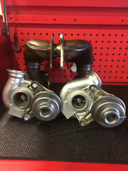Bmw E71 X6 N54 Billet - Pair Of Turbo Turbochargers 08-10