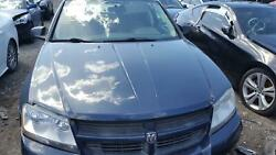 08 09 10 11 12 13 14 Dodge Avenger Hood Free Local Delivery Local Pick Up Black