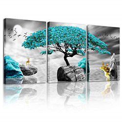 Canvas Wall Art painting for living room bathroom Wall Decor for bedroom kitchen