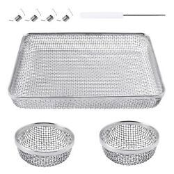 Rv Motorhome Flying Insect Bug Screen For 2.8 Furnace 8.5 X 6 Water Heater Lcw