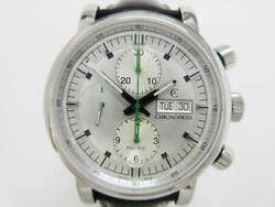 Chronoswiss Automatic Menand039s Pacific Chronograph Ch7583b I906