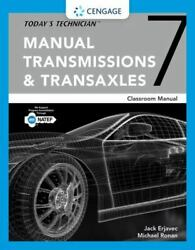 Todayand039s Technician Manual Transmissions And Transaxles Classroom Manual