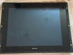 Lcd Touch Screen Assembly For Garmin Gpsmap 8215 And 8015 Marine Mfd Display