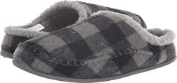 Deer Stags Slipperooz Menand039s Nordic S.u.p.r.o Sock Cushioned Indoor Outdoor Clog
