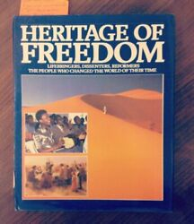 Heritage Of Freedom By Young Analytical Concordance - Hardcover Mint Condition