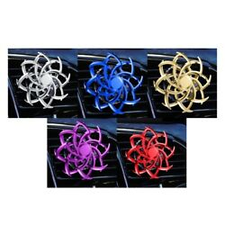 Air Fresheners Car Perfume Aromatherapy Air Outlet Decoration Interior Soli U7r5