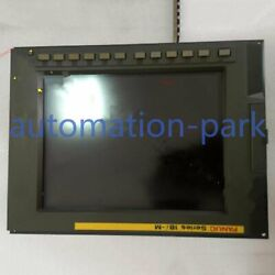 1pc Used Brand Fanuc Display Screen A02b-0238-b542 Tested Fully Dhl