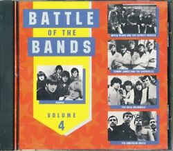 Battle Of Bands 4 - V/a - Cd - Excellent Condition