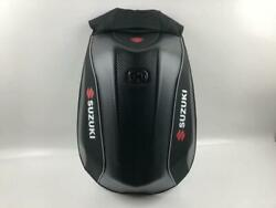 New No Drag Mach Style Motorcycle Backpack Riding Waterproof Carbon Fiber $69.99