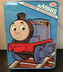 Thomas And Friends Minis With Case Lot Of 30 Cars Collectible Htf