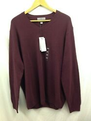 Mands Lambswool Menand039s Jumper Size 2xl New With Tags