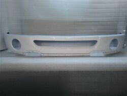 New Painted Oxford White Front Bumper For 2006-2008 Ford F-150